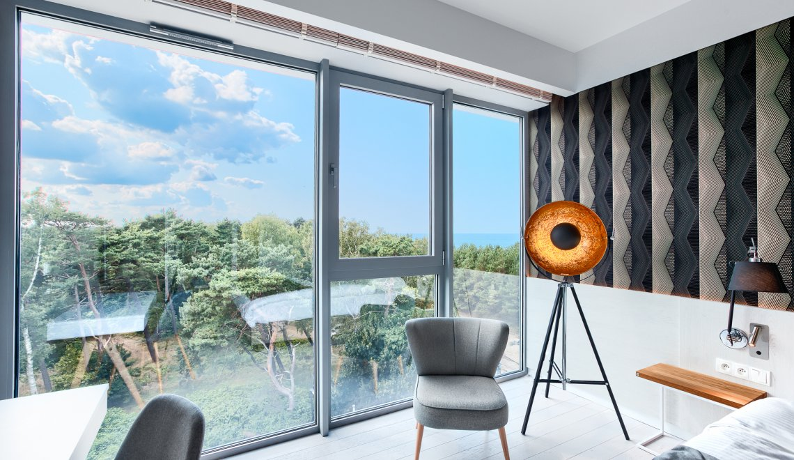 Executive Suite 4.02 B with sea view