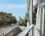 Apartament Deluxe z 1 sypialnią 2.04 B z bocznym widokiem na morze