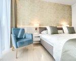 Apartament Deluxe z 1 sypialnią 3.08 C z bocznym widokiem na morze