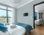 Apartament z 2 sypialniami 3.13 A z widokiem na morze
