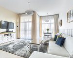 Apartament z 1 sypialnią 2.04 A z częściowym widokiem na morze