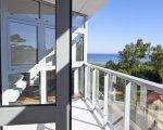 Apartament 3.08 A z bocznym widokiem na morze