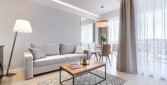 Apartment Deluxe mit 1 Schlaffzimmer 4.11 C mit Meerblick