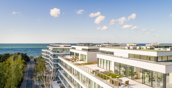 Penthouse 5.04 C with sea view