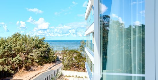One-bedroom Apartment 3.03 B with sea view