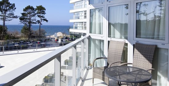 One-bedroom apartment 2.15 A with sea view