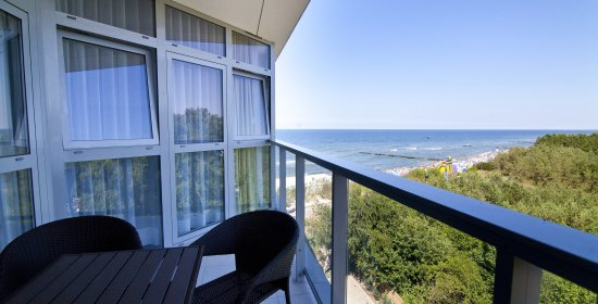 One-bedroom apartment 4.02 A with sea view