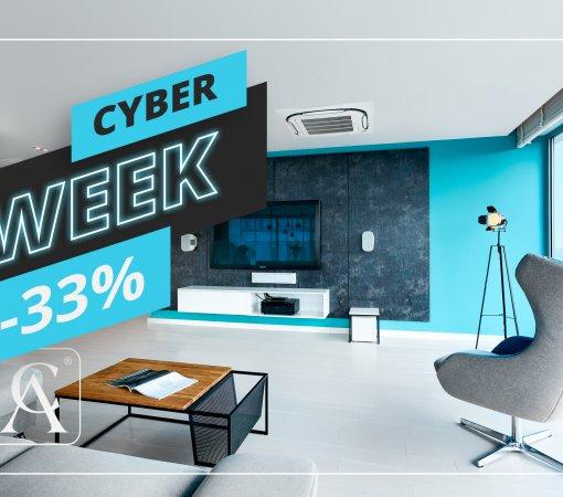 Cyber Week w Dune City Apartments