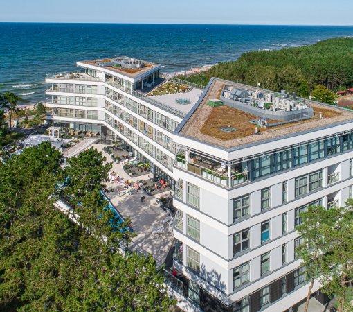 Wiosna 2021 w Dune City Apartments