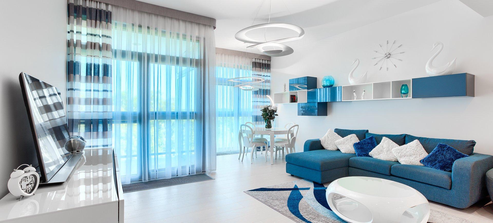 Apartament z 1 sypialnią 4.03 A z widokiem na morze