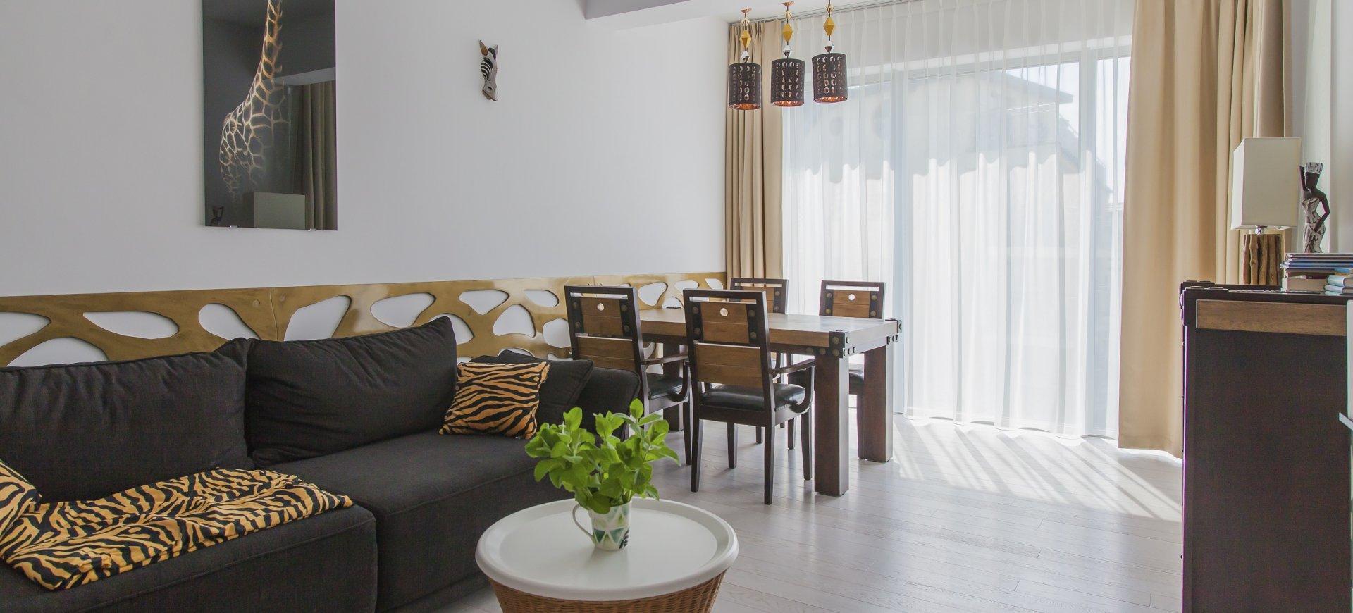 Apartament Deluxe z 1 sypialnią 2.25 B