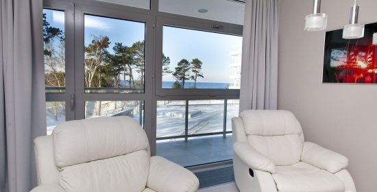 Two-bedroom Apartment 2.13 A with sea view