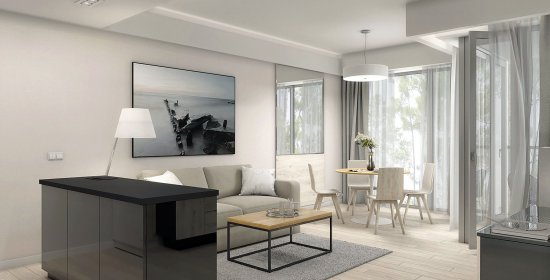 Apartament 4.11 C z widokiem na morze