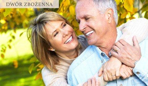 Dwór Zbożenna dla seniora - pobyt dla dwóch osób