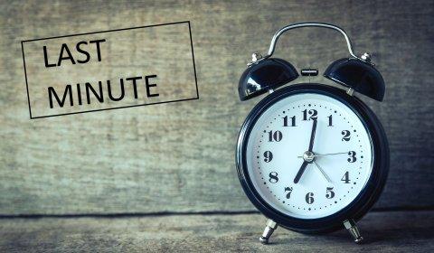 Super Last Minute na Dziś - Dodatkowy Rabat 15%