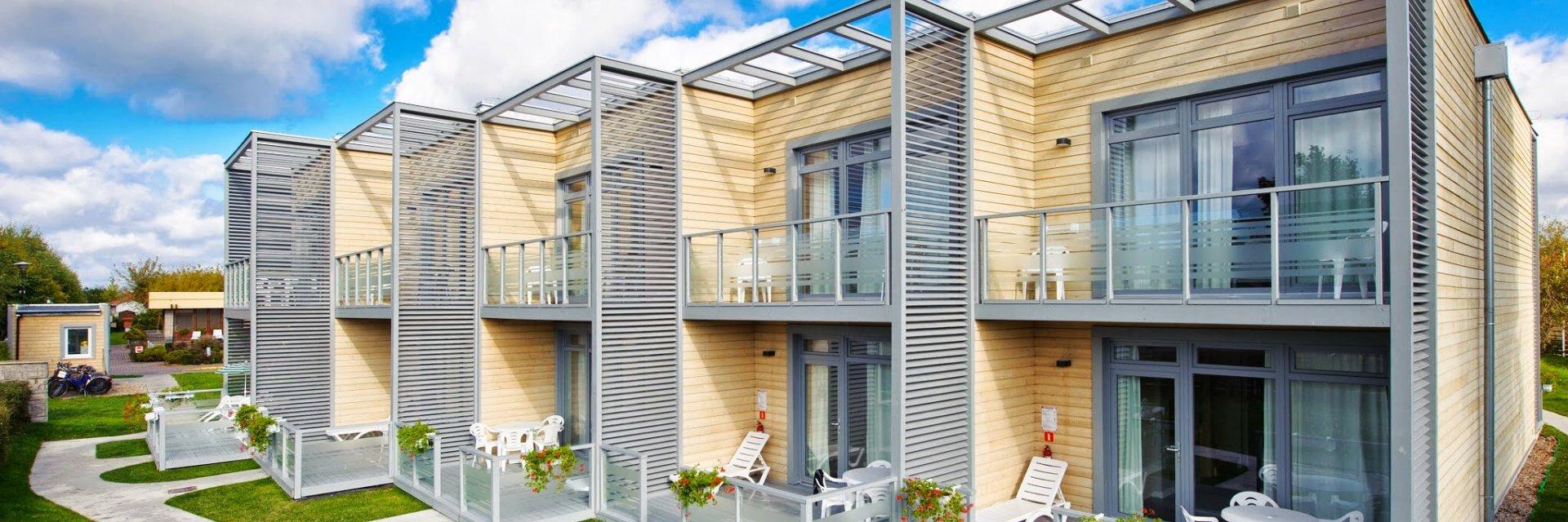 Weekendy SPA w apartamentach, domkach i rodzinnych pokojach 2+1 i 2+2!