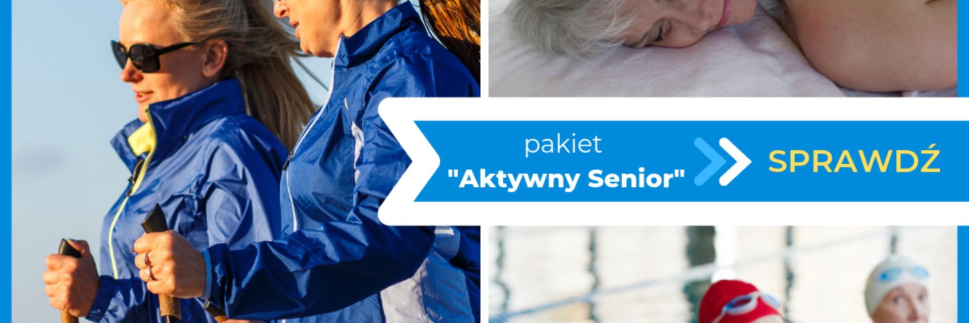 Pakiet Wodno-Fizykalny Aktywny Senior