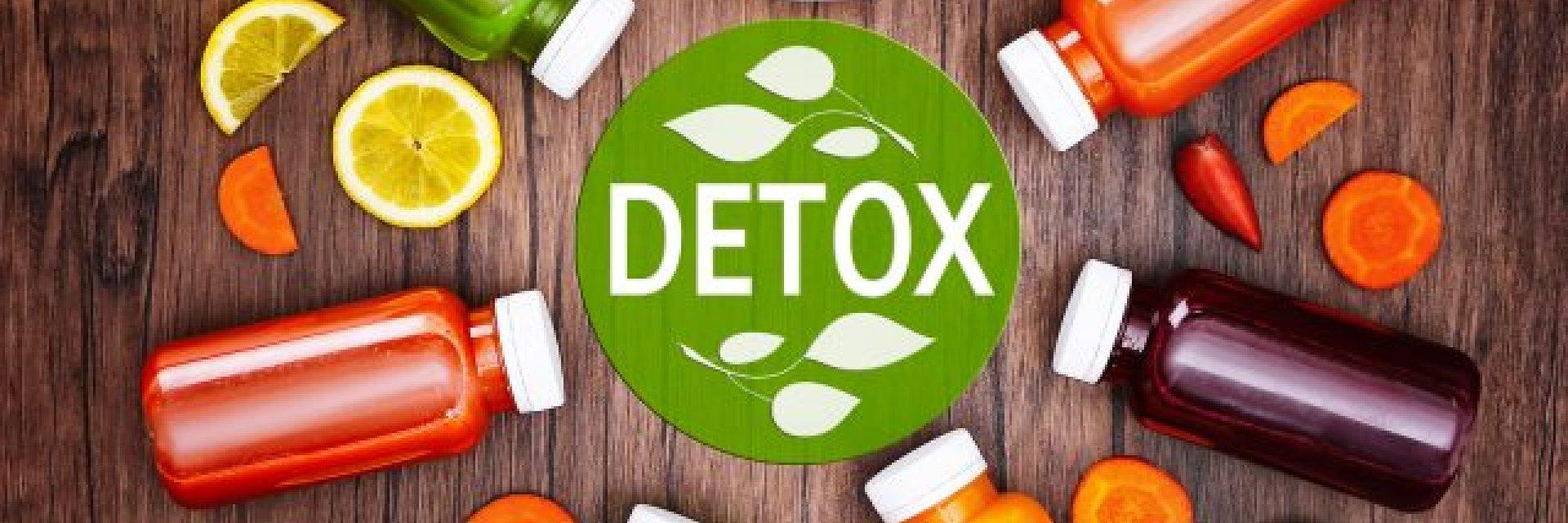 Dieta owocowo - warzywna DETOX