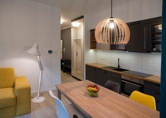 Numer 15 Apartament 3 pokojowy z widokiem na puszczę i park z tarasem