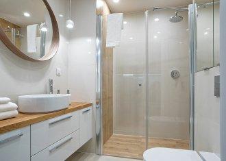 Numer 3 Apartament 1 pokojowy z widokiem na puszczę z tarasem