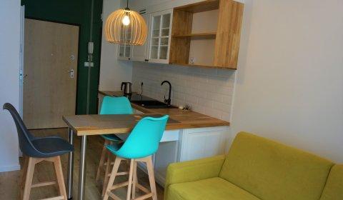 Apartament 1 pokojowy z aneksem sypialnym