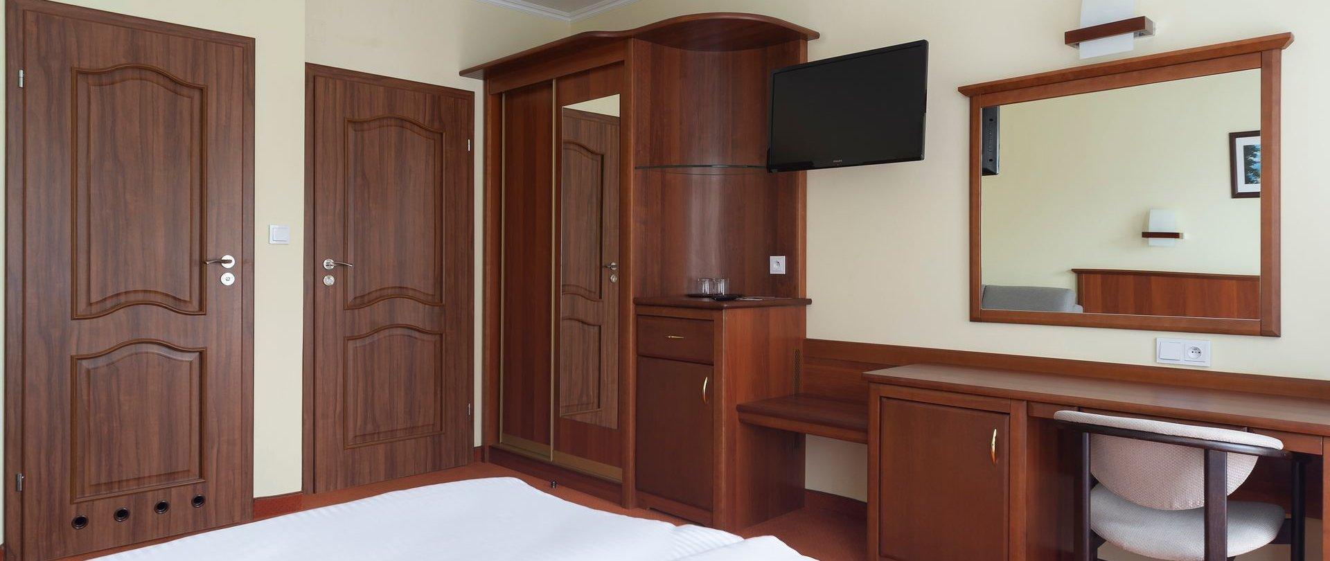 Pokój typu Standard z balkonem