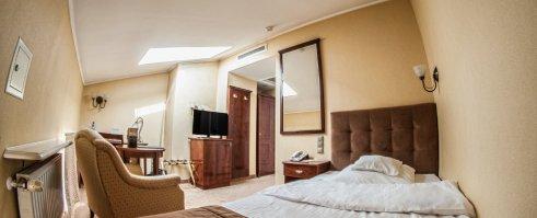 Einzelzimmer Economy