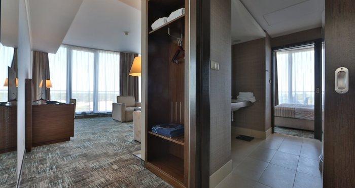 2-Zimmer- Appartement mit Meerblick
