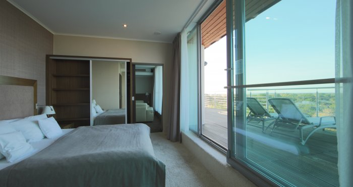 3-Zimmer-LUX- Appartement mit Meerblick