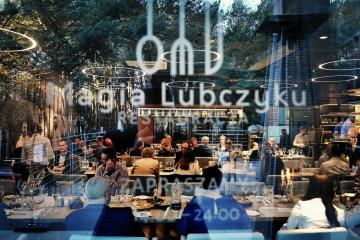 voucher podarunkowy do restauracji a la carte Magia Lubczyku