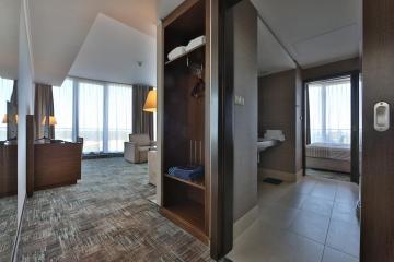 Apartament 2 pokojowy z widokiem na morze