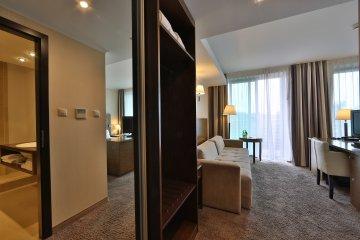 Standard Zimmer mit Meerblick