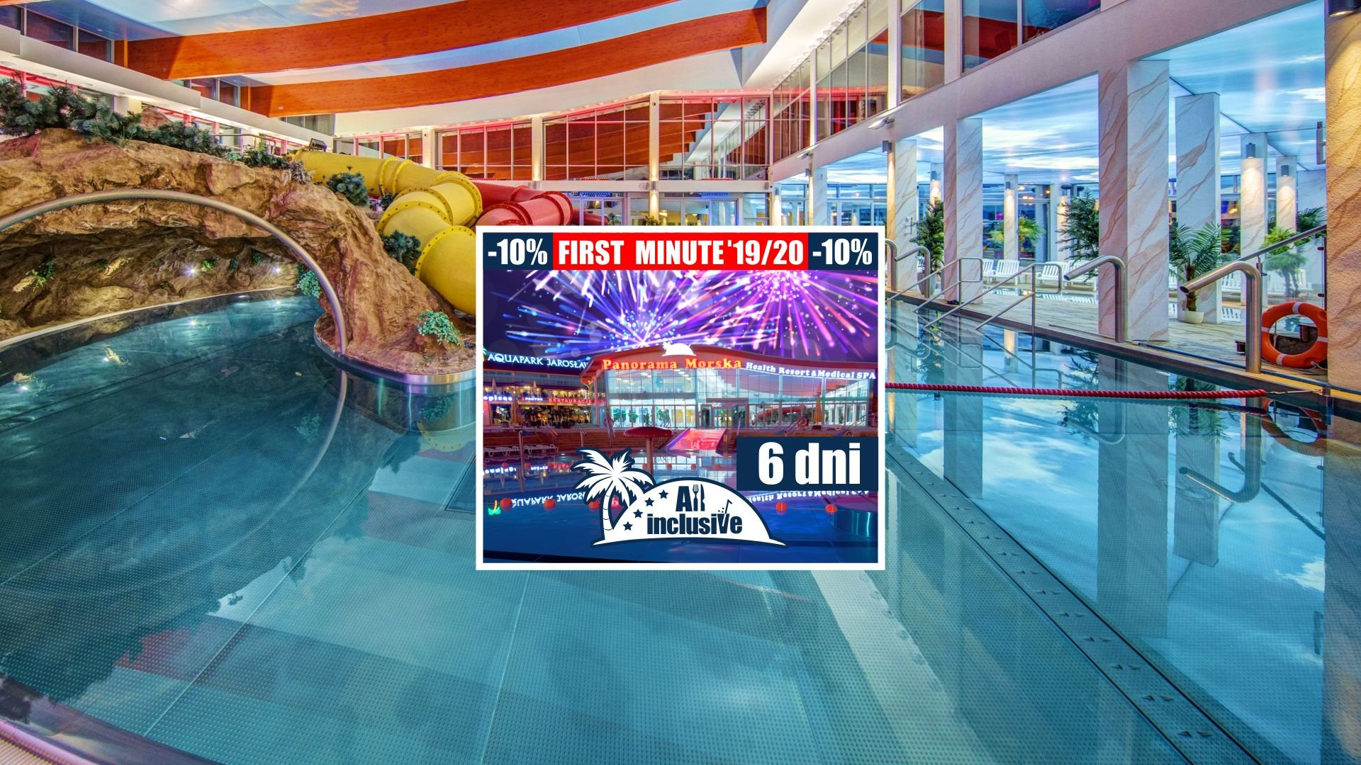 New Year's Eve Stay 2019/2020 All inclusive
