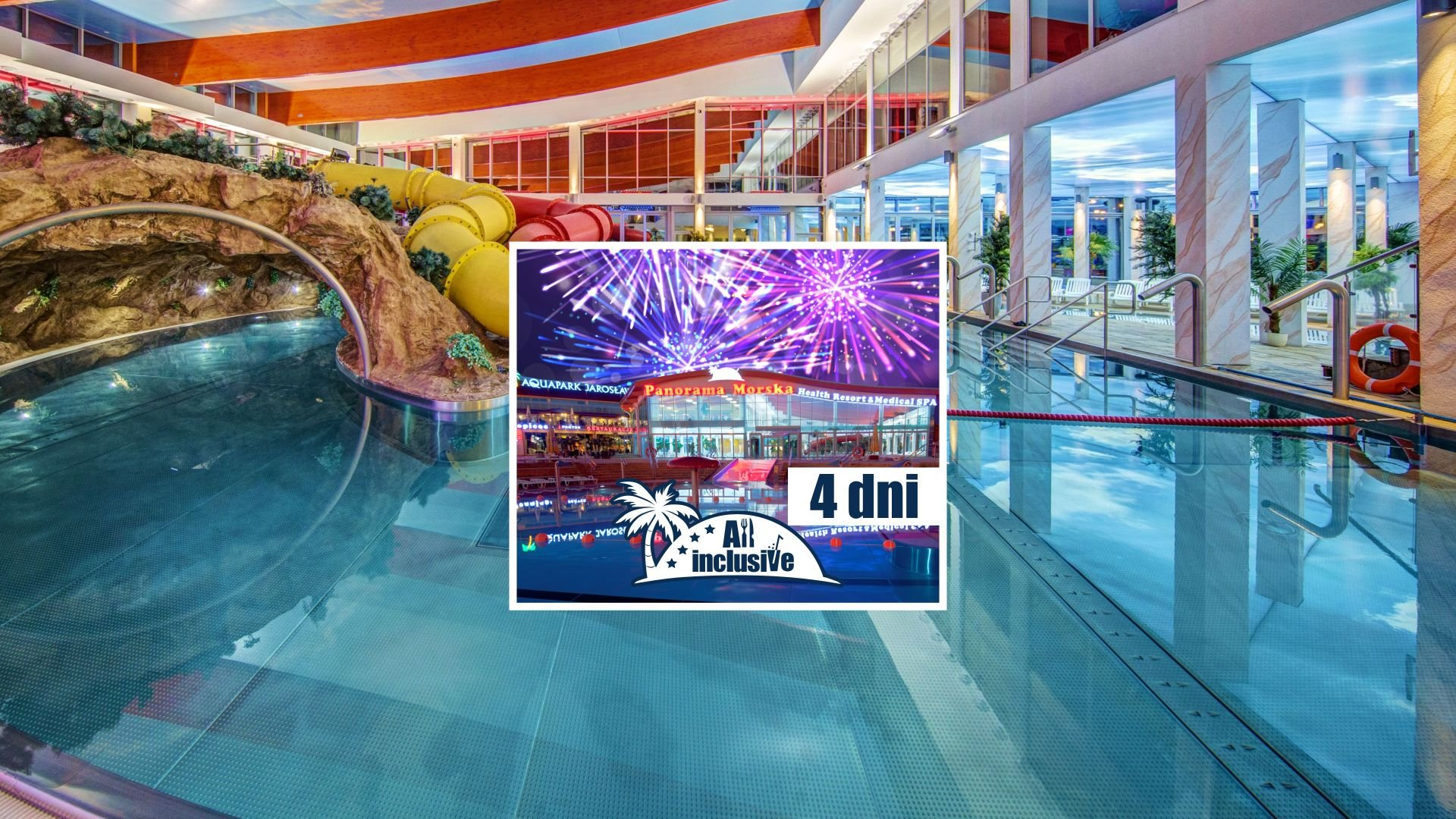 Silvesteraufenthalt 2019/2020 All inclusive - 4 Tage