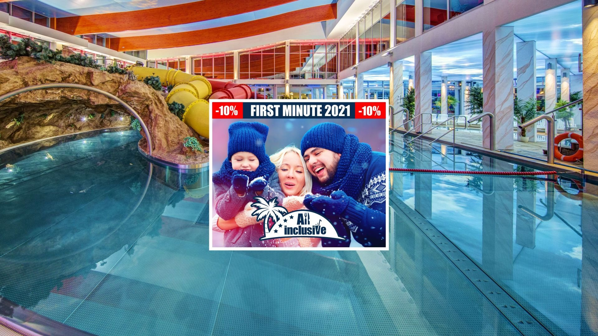 Family Winter Holidays (1 child to age 15 gratis)