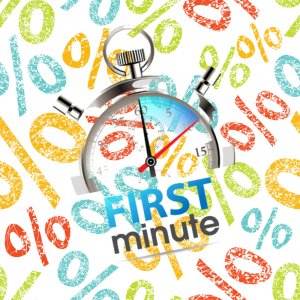First Minute - Super Promocja (oferta bezzwrtona)
