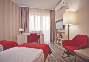 Hotel rooms - accommodation only