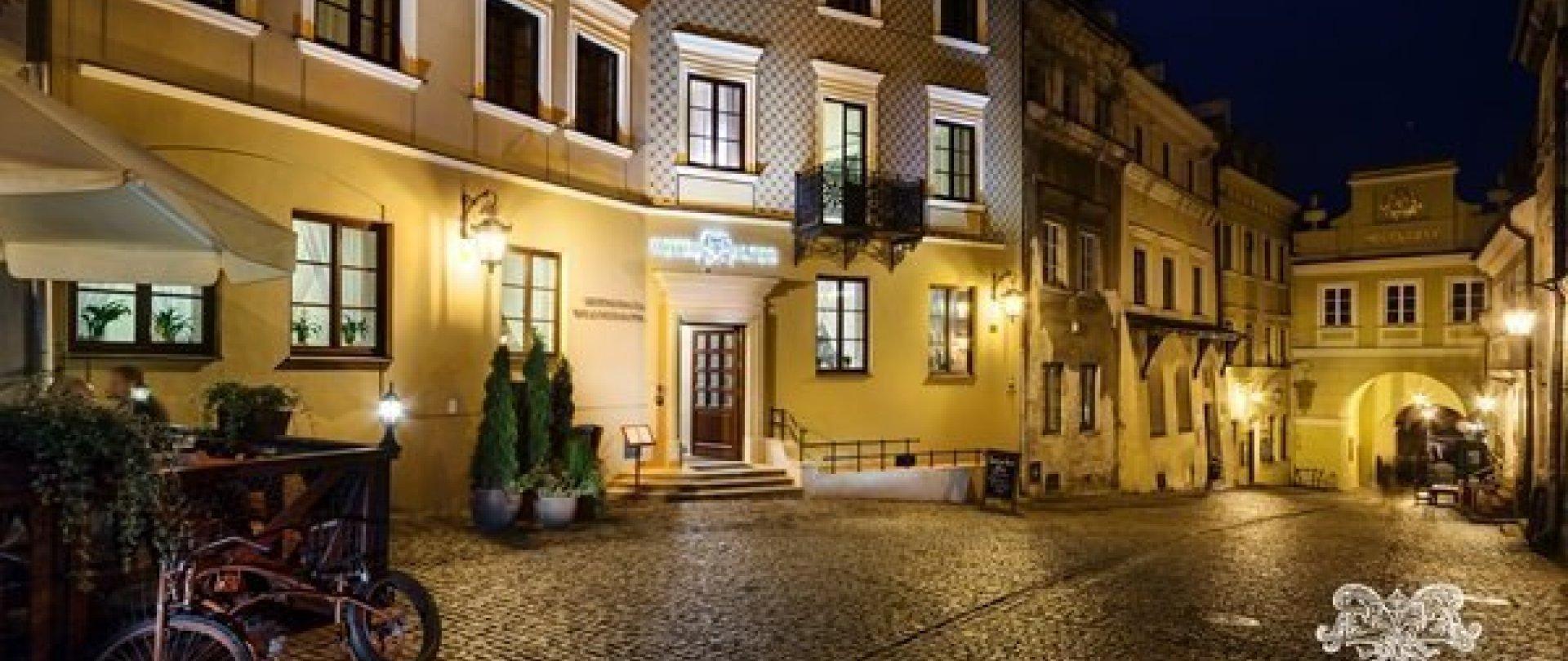 Weekend w Hotelu Alter