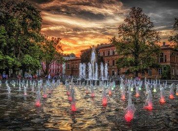 Lato w Lublinie
