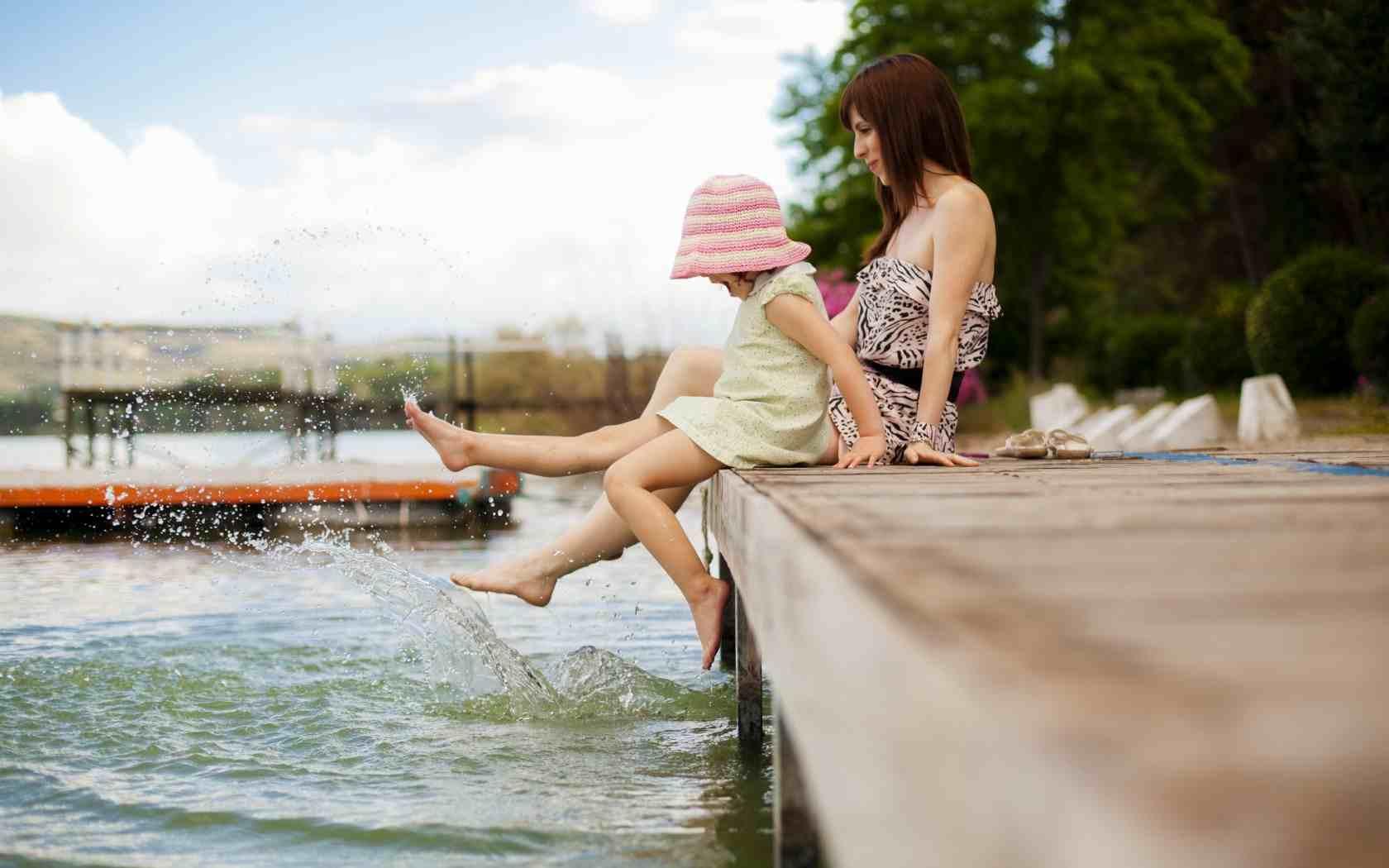 Wakacje nad jeziorem - Naturalnie na Mazurach