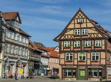 Die Welterbestadt Quedlinburg kennenlernen - 4 Übernachtungen