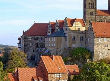 Die Welterbestadt Quedlinburg kennenlernen - 3 Übernachtungen
