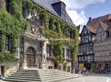 Die Welterbestadt Quedlinburg kennenlernen - 2 Übernachtungen