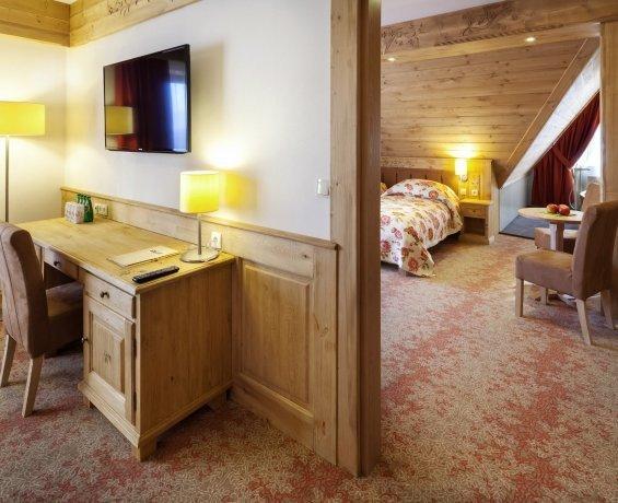 Apartament 2-osobowy Alpejski