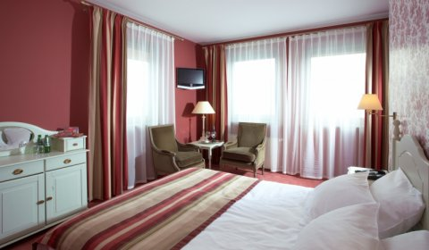 Room with double bed LUX ***