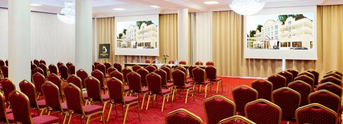 Sala konferencyjna <br> Platinum A+B