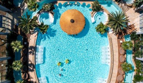 Wakacje w Binkowski Resort z Basenami Tropikalnymi