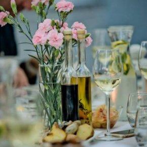 Romantic dinner at the Bonifacio Restaurant