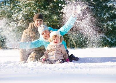 Rodzinne Ferie Zimowe  8 – 16 luty 2020 PAKIET Z WYŻYWIENIEM