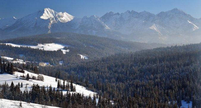 Magiczne Święta i Sylwester pod Tatrami